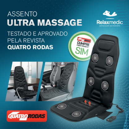 Assento Ultra Massage - Foto 3